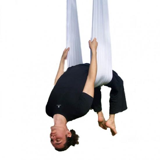 puente aereal yoga