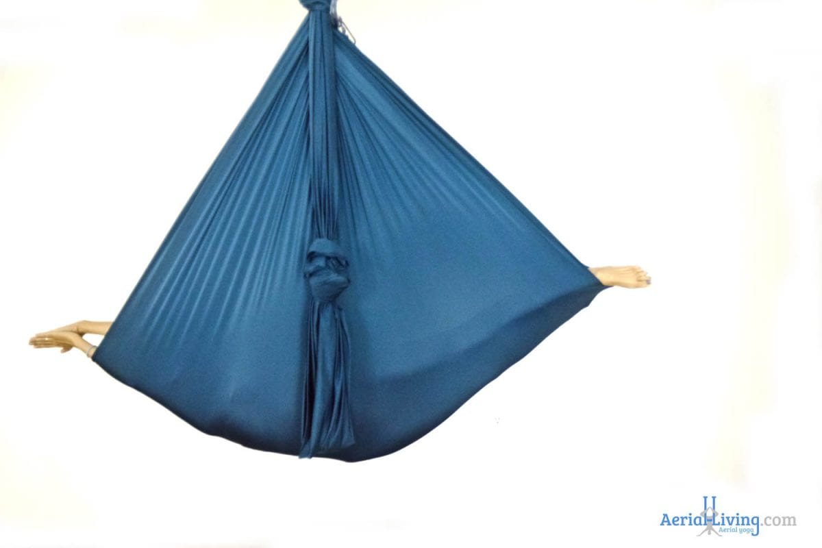 Aerial Yoga Swing Hammock With Handles Made In Europe