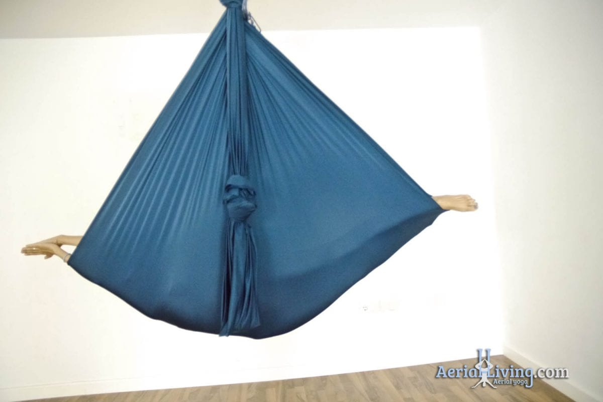 aerial yoga swing hammock r  42      aerial silks antigravity to make yoga hammocks  swings  and aerial      rh   aerial living