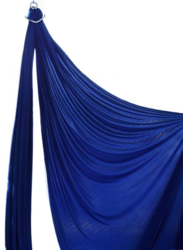 buy aerial silks blue, tela aerea azul, tessuti aerei blu