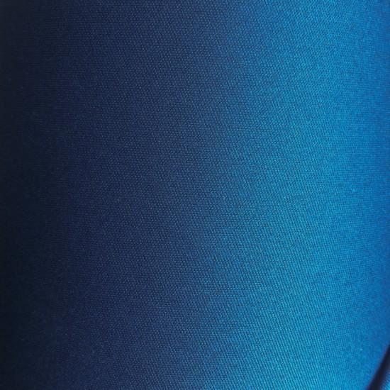 tela aerea azul petroleo