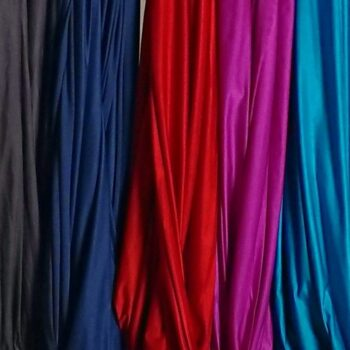 aerial yoga silks colors