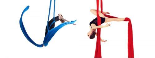Telas acrobaticas