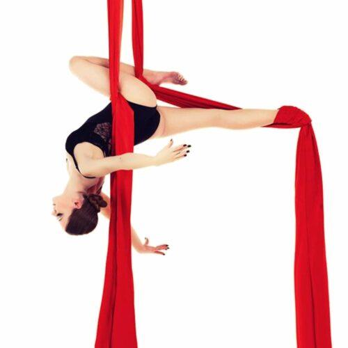 Tissu pour acrobaties aériennes