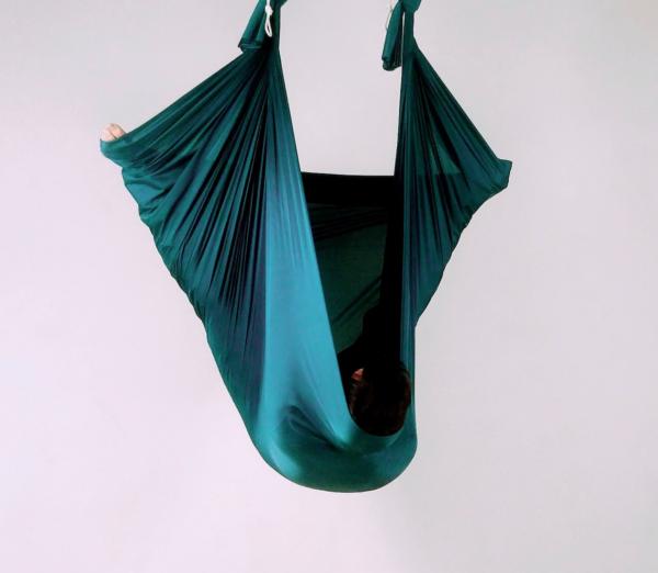aerial yoga fabric