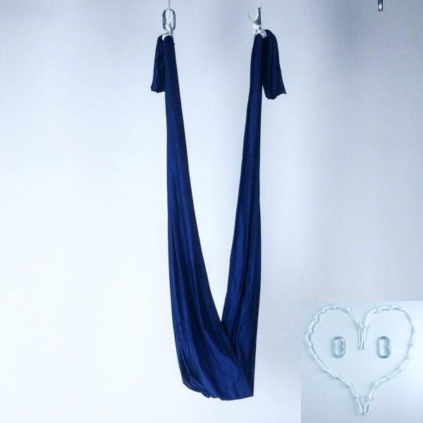 yoga swing blue with height regulator