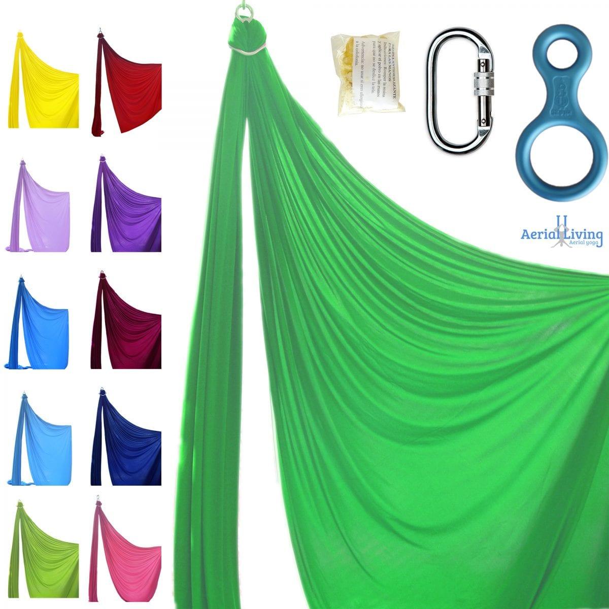 color kit verde