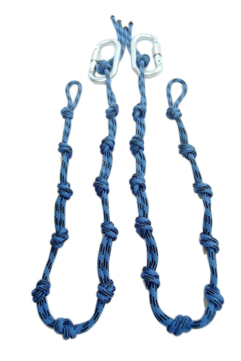 Height Adjustment Daisy Chain Made Of Climbing Rope For