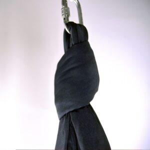 Hamac Yoga Antigravité simple-zoom noeud