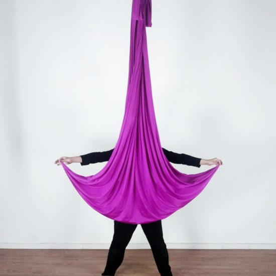 aerial yoga fabric to make yoga hammocks