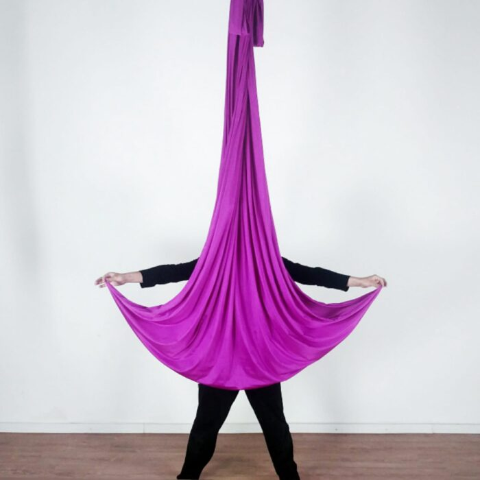 aerial yoga fabric to make yoga hammocks