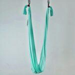 antigravity hammock aqua color