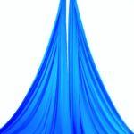 aerial acrobatic silks