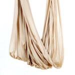 champagne fabric for yoga swings