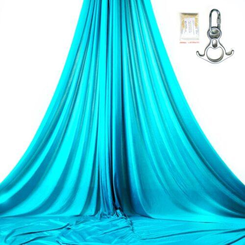 Aerial silks and accessories, tessuti aerei e accessori, telas aéreas y accesorios, tissus aériens et accessoires