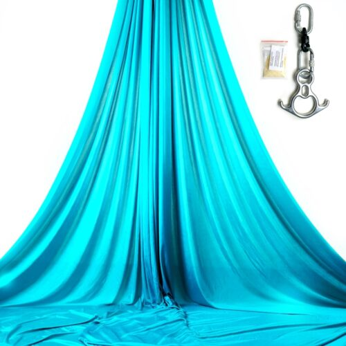 Aerial silks and accessories