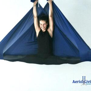 fabric for aerial dance, Tessuti per danza aerea
